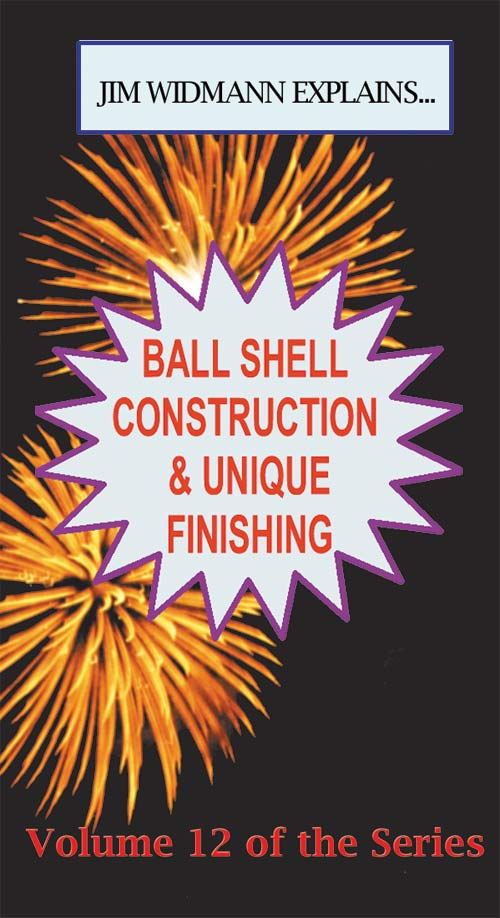D8k - Ball Shell Construction DVD / Widmann