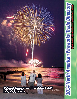 M35-ebook - 2014 North American Fireworks Trade Driectory- Downloadable
