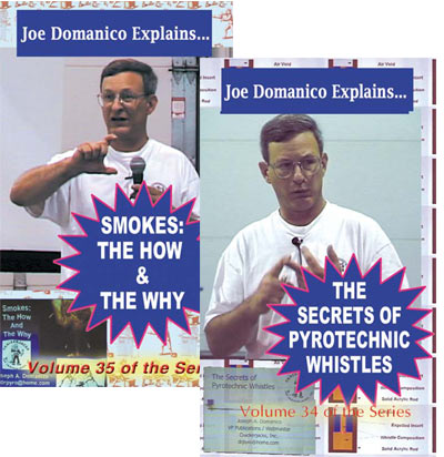 C_D9g/D9h - Pyro Whistles & Smokes DVD combo