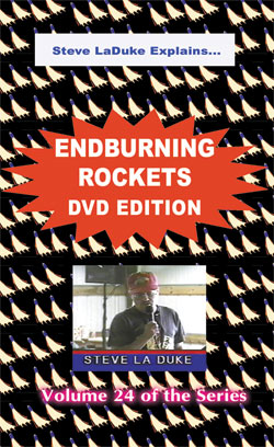 D8w - Endburning Rockets DVD / La Duke