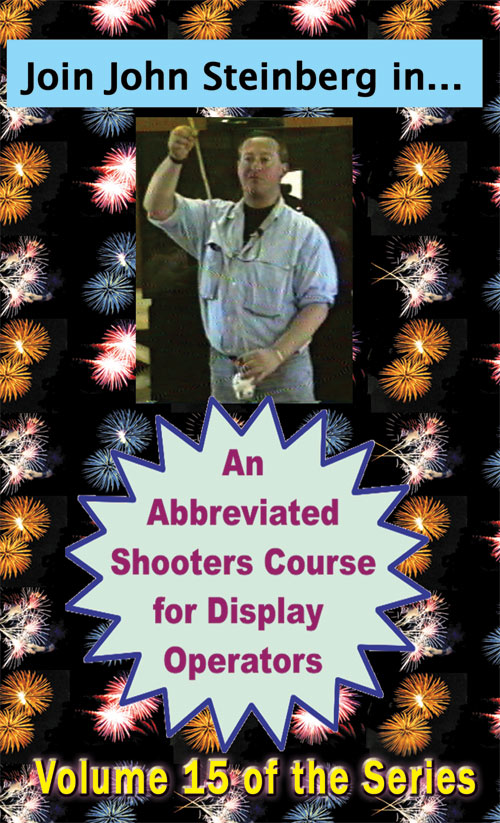 D8n - Shooter's Course, Part I DVD / Steinberg