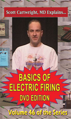 D9s - Basics of Electric Firing DVD / Cartwright