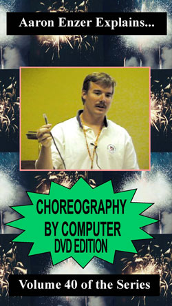 D9m - Choreography by Computer DVD / Enzer
