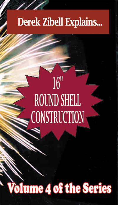 "D8b - 16"" Round Shell Construction DVD / Zibell"