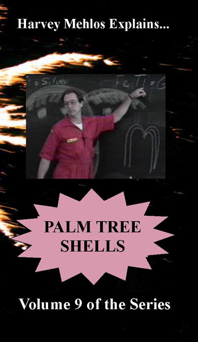 D8h - Palm Tree Shell DVD / Mehlos