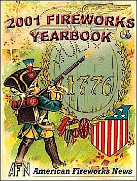 B24 - 2001 Fireworks Yearbook