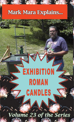 D8v - Roman Candle Construction DVD / Mara