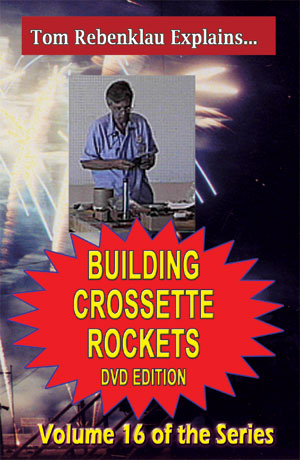 D8o - Crossette Rockets DVD / Rebenklau