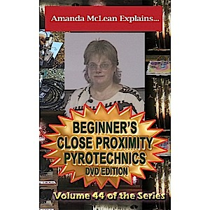 D9Q - Beginner's Close Proximity Pyro DVD / McLean