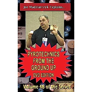 D9u - Pyrotechnics Ground Up DVD / Madziarczyk