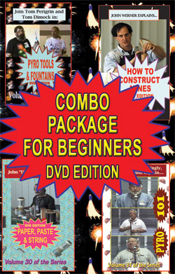 C_DBG - 4-up Beginner's DVD combo