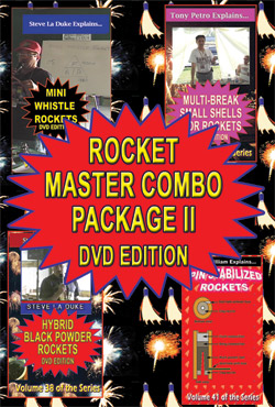 C_DRK2 - 4-up Rocket Master II DVD combo