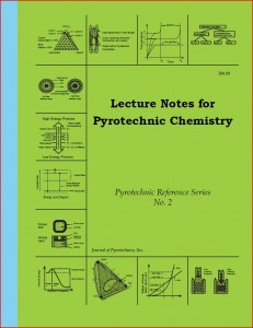 LN2 - Lecture Notes for Pyrotechnic Chemistry by JOP