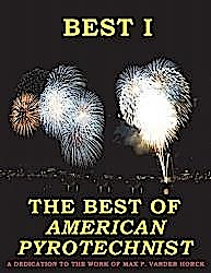 M7 - Best I - Best of American Pyrotechnist