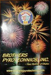 BPP_2003 - Brothers Pyrotechnics 2003 Poster