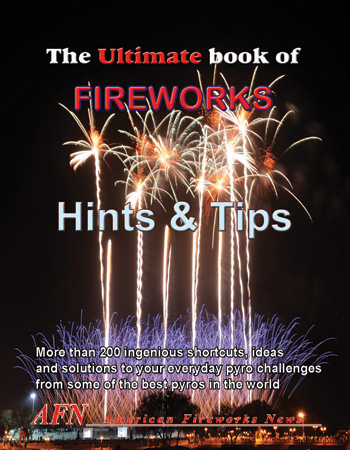 M8 - The Ultimate Book of Fireworks Hints & Tips