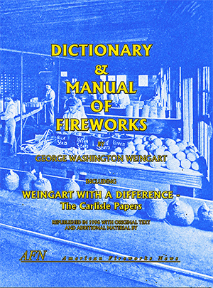 B16 - Weingart / Dictionary & Manual of Fwks