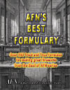 M100 - AFN's Best Formulary book