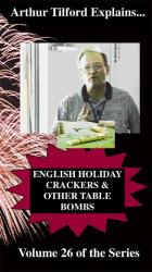 D8y - Holiday Crackers & Table Fireworks DVD / Tilford