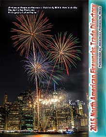 M36 - 2015 North American Fireworks Trade Directory- Buyers' Guide