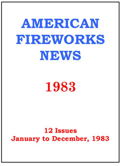 ABK1983 - AFN Back Issues Set 1983