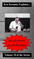 D8j - Blast Waves DVD / Kosanke