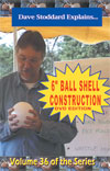 "D9i - 6"" Ball Shell DVD / Stoddard"