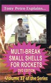 D9j - Small Shells for Rockets DVD / Petro