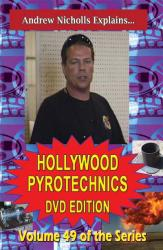 D9v - Hollywood Pyrotechnics DVD / Nicholls