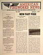 S1E 2015 - American Fireworks News newsletter all 12 issues for 2015